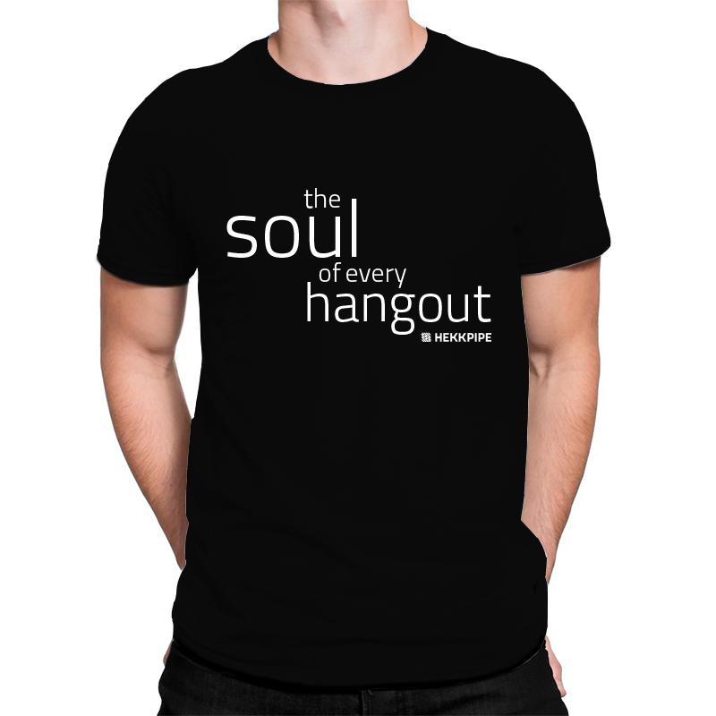 Hookah brand t-shirt for men from Hekkpipe
