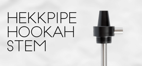 Hookah pipe stem - better than the new iPhone