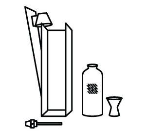 How to set up hookah - take it apart
