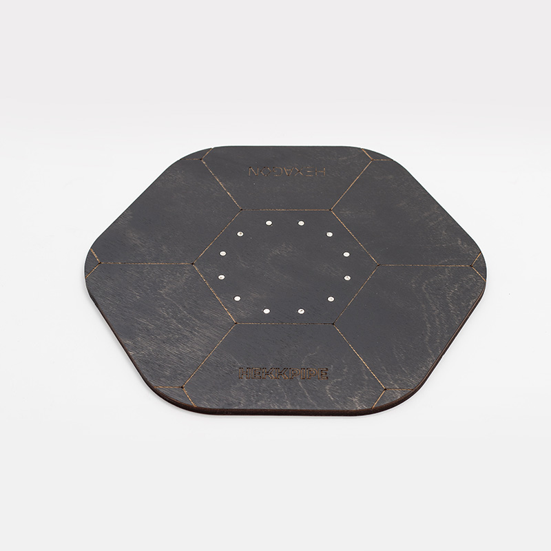 Stability plate for Hexagon hookah