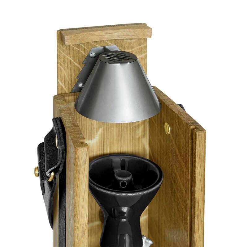 Esmaklassiline Deluxe vesipiip Hekkpipe